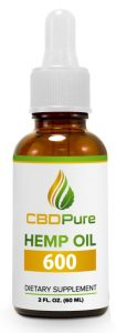 CBD oil for sale : CBDPure Hemp Oil 600 has been developed for those wanting to maximize their health and wellbeing, without compromise. Each daily serving of CBDPure Hemp Oil 600 delivers 20 mg of cannabidiol via a natural and organic hemp oil. Contains 20 mg of cannabidiol per daily serving - Natural and organic hemp oil - Natural hemp flavor - Backed by a 90 day Money Back Guarantee