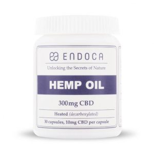 CBD oil for sale : 30 X 10 mg of CBD per capsule @ $31 Decarboxilted (Heated Activated)